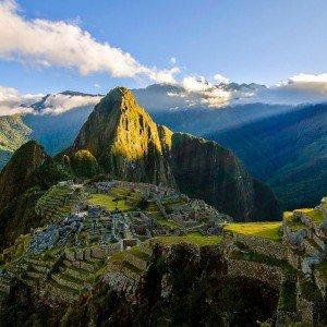 Visiting Machu Picchu during a Peru cooking vacation